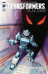 Transformers Galaxies no. 7 (2019 Series)