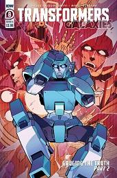 Transformers Galaxies no. 8 (2019 Series)