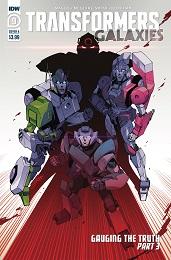 Transformers Galaxies no. 9 (2019 Series)