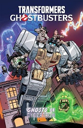 Transformers Ghostbusters Volume 1: Ghosts of Cybertron