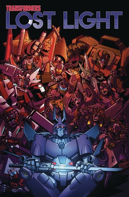 Transformers: Lost Light: Volume 3 TP