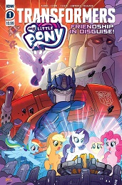 Transformers My Little Pony no. 1 (2020 Series)