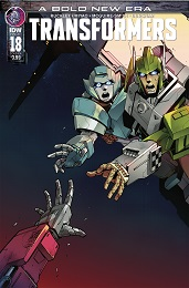 Transformers no. 18 (2019 Series)