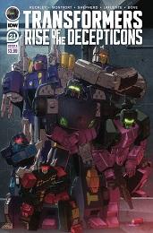 Transformers no. 21 (2019 Series)