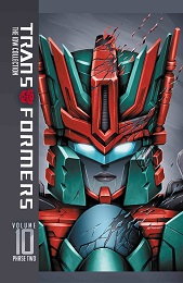 Transformers Phase 2 Volume 10: IDW Collection HC