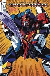 Transformers '84: Secrets and Lies no. 3 (2020 Series)