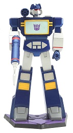 Transformers: Soundwave 9in PVC Statue