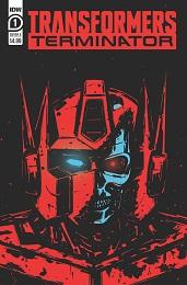 Transformers Vs. Terminator no. 1 (2020 Series)