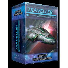 Traveller Customizable Card Game: Ship Beowulf