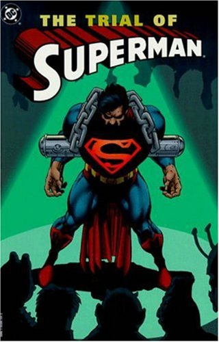 The Trial of Superman TP - Used