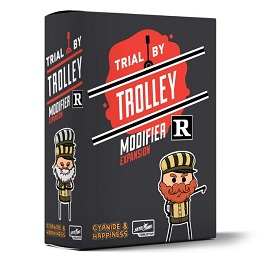 Trial by Trolley: R-Rated Modifier Expansion