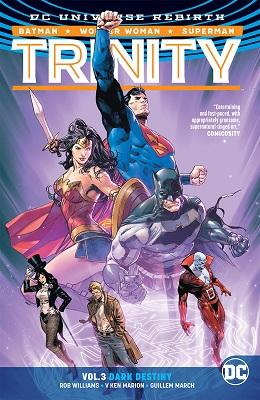 Trinity: Volume 3: Dark Destiny TP