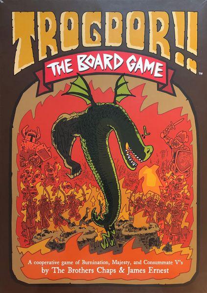 Trogdor! : The Board Game
