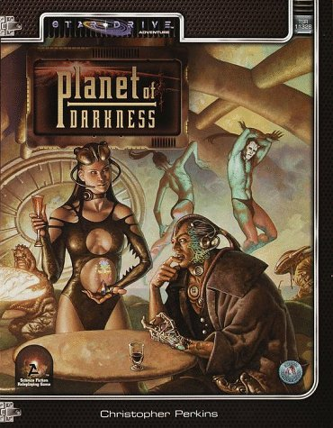 Alternity: Planet of Darkness - Used
