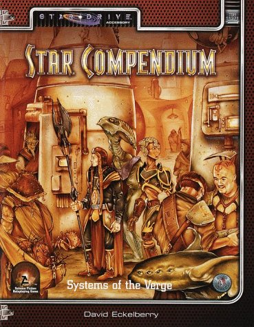 Alternity: Star Drive: Star Compendium - Used