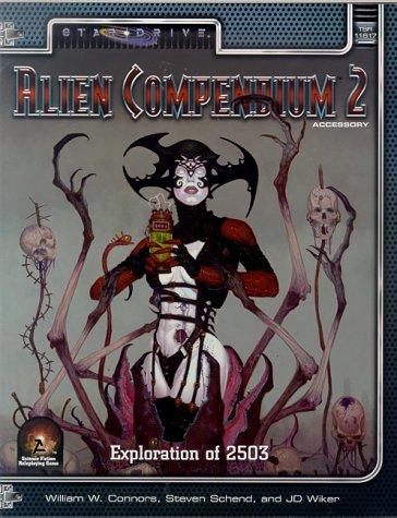 Alternity: Star Drive: Alien Compendium 2 - Used