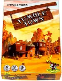 Tumble Town Board Game
