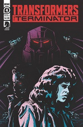 Transformers Vs. Terminator no. 4 (2020 Series)