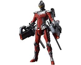 Ultraman Suit Version 7.3 (Fully Armed): Bandai Figure Line