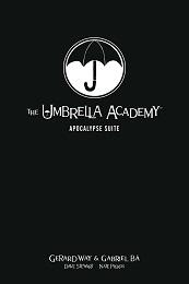 Umbrella Academy Volume 1: Library Edition Hardcover