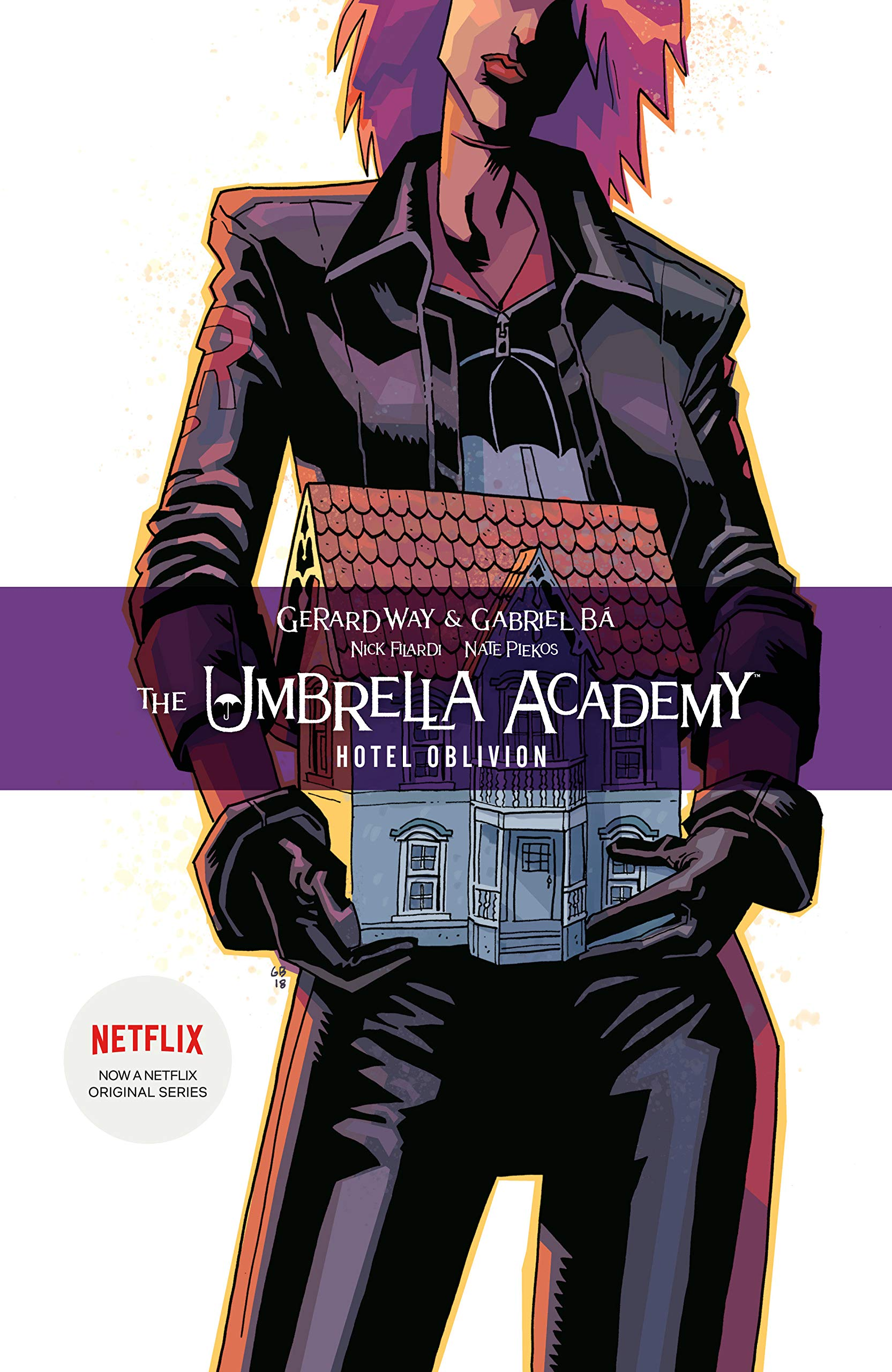 Umbrella Academy Volume 3: Hotel Oblivion TP