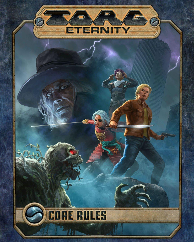 Torg Eternity: Core Rulebook - Used