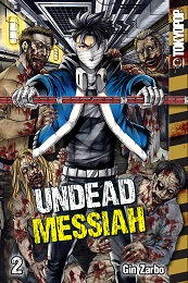 Undead Messiah Volume 2 GN