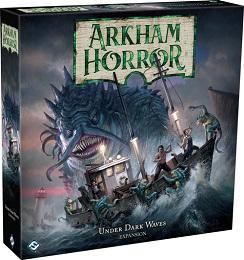 Arkham Horror Board Game: Under Dark Waves Expansion