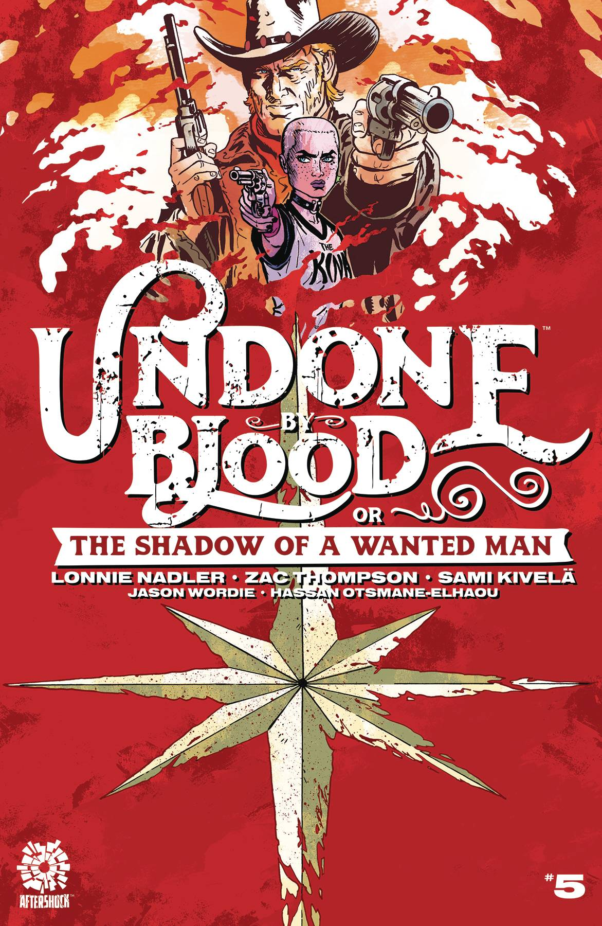 Undone by Blood no. 5 (2020 Series)