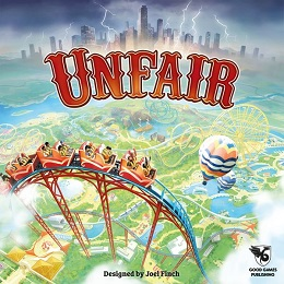 Unfair Board Game Second Edition