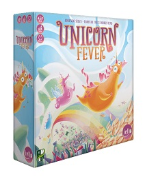 Unicorn Fever Board Game