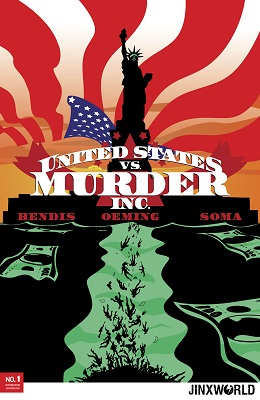 United States vs Murder Inc (2018) Complete Bundle (MR) - Used