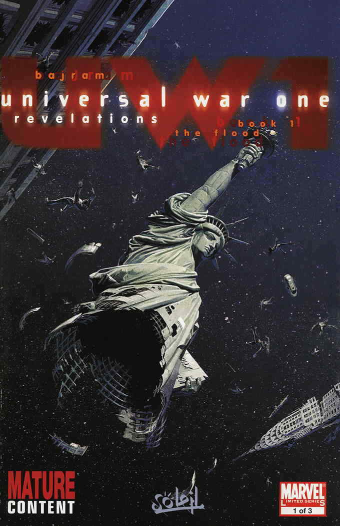 Universal War One (2008) Complete Bundle - Used