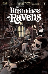 An Unkindness of Ravens no. 1 (2020 Series)