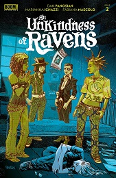 An Unkindness of Ravens no. 2 (2020 Series)