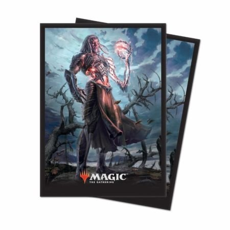 Deck Protector: Magic the Gathering: Core 2019 Tezzeret Artifice Master(80 Sleeves) 86784