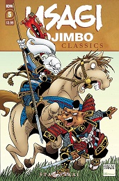 Usagi Yojimbo Color Classics no. 5 (2020 Series)