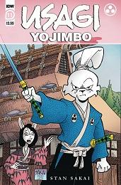 Usagi Yojimbo no. 11 (2019 Series) (Sakai)