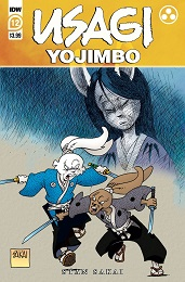 Usagi Yojimbo no. 12 (2019 Series) (Sakai)