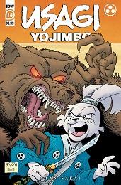 Usagi Yojimbo no. 18 (2019 Series)