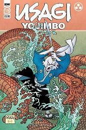 Usagi Yojimbo no. 19 (2019 Series)