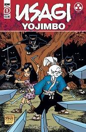 Usagi Yojimbo no. 9 (2019 Series) (Sakai)