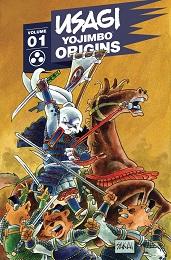 Usagi Yojimbo Origins Volume 1 TP