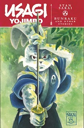 Usagi Yojimbo Volume 1: Bunraku and Other Stories TP