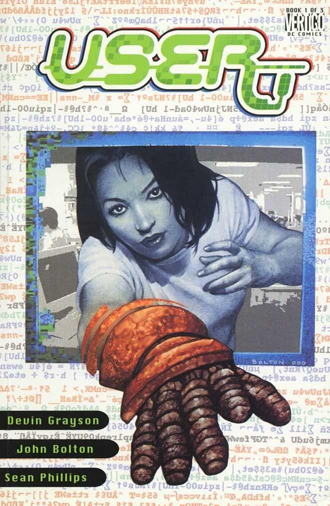 User (2001) Complete Bundle - Used