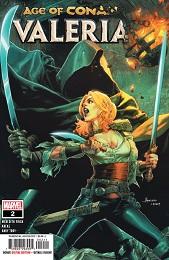 Age of Conan: Valeria no. 2 (2 of 5) (2019 Series)