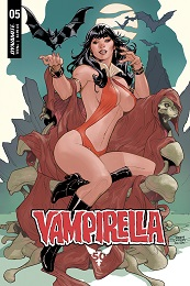 Vampirella no. 5 (2019 Series)