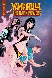 Vampirella: Dark Powers no. 2 (2020 Series)