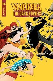 Vampirella: Dark Powers no. 4 (2020 Series)