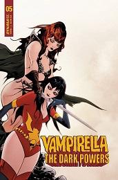 Vampirella: Dark Powers no. 5 (2020 Series)